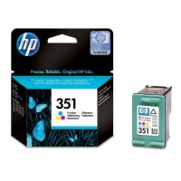 Cartus HP 351 color